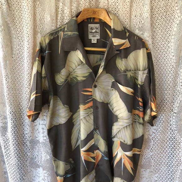 Steve & Barry's classic Hawaiian shirt